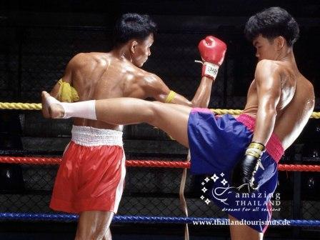 muay thai 10 Beladiri utama di dunia